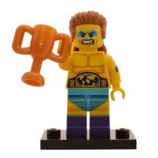 LEGO 71011 col15-14 Wrestling Champion - Complete Set